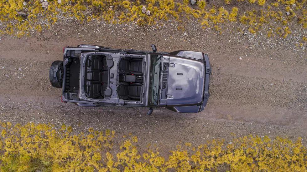 جیپ رانگلر ۲۰۲۰؛ خودرویی برای عاشقان صحرا