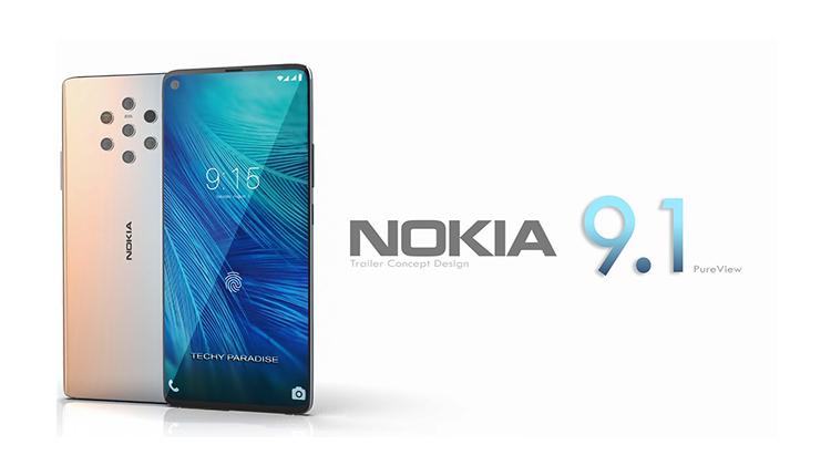 تعویق در رونمایی از Nokia 9.1 PureView!