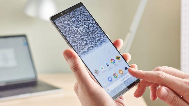 گوشی های سونی در سال 2020