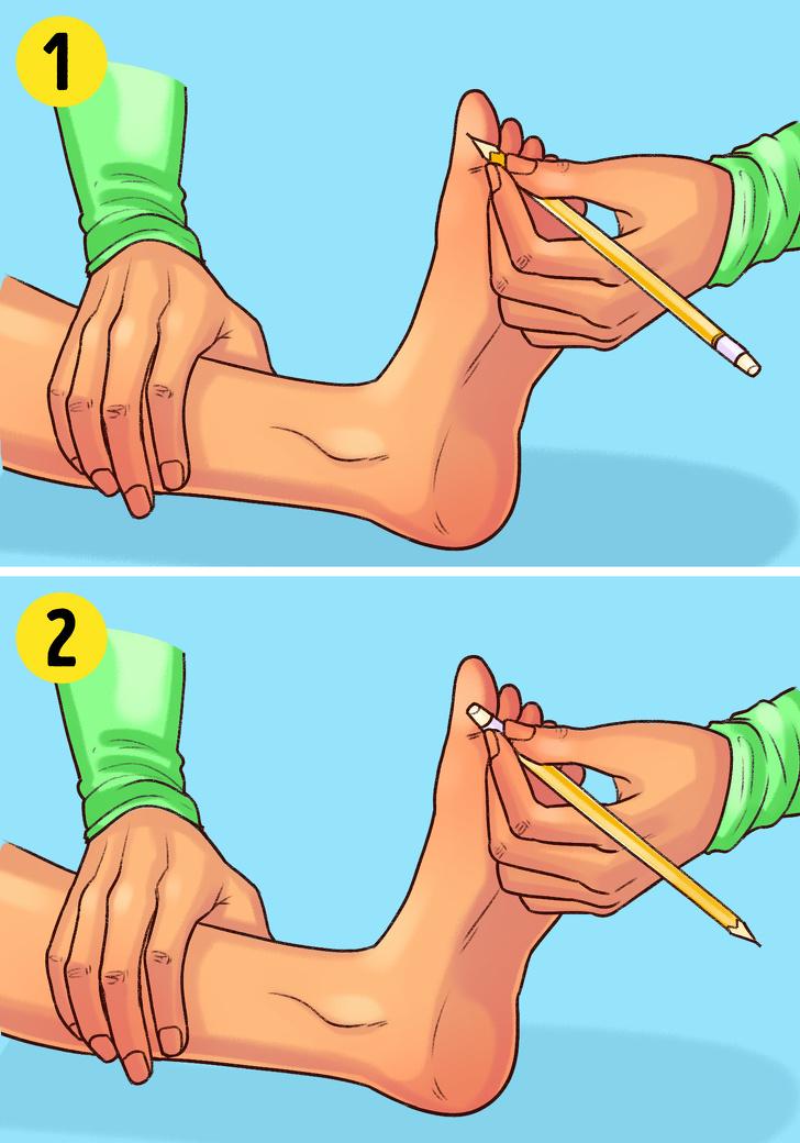 9 آزمایش پزشکی ساده برای بررسی سلامت در خانه!