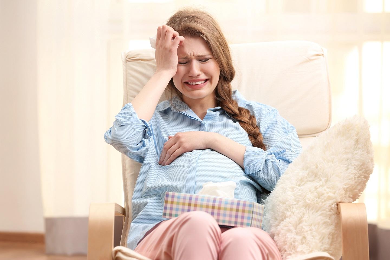 گریه کردن کمک به کاهش احساس درد