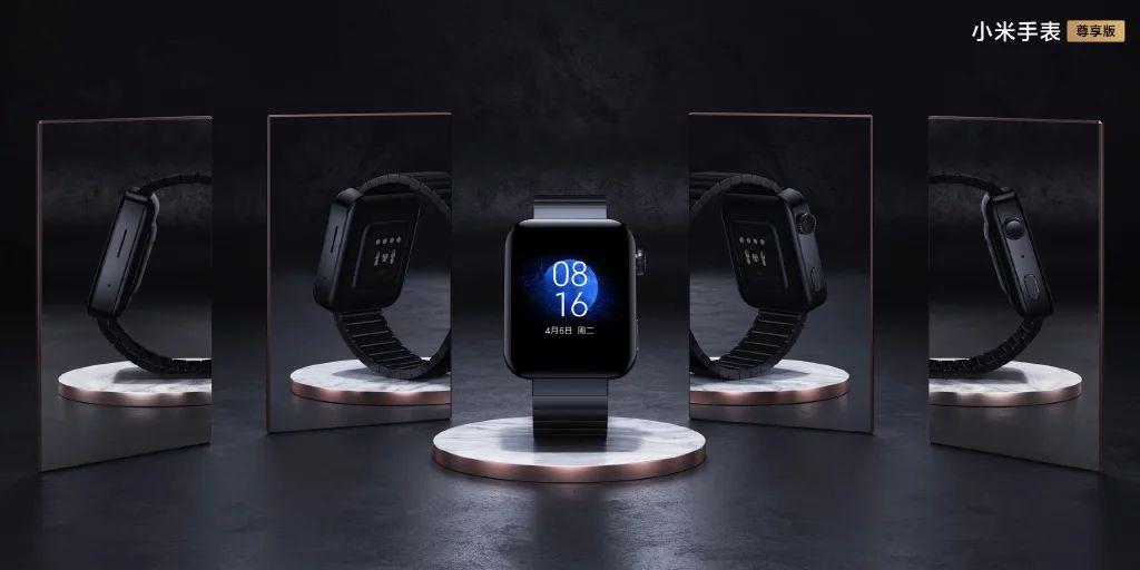 رونمایی از Mi Watch؛ اولین ساعت هوشمند شیائومی!