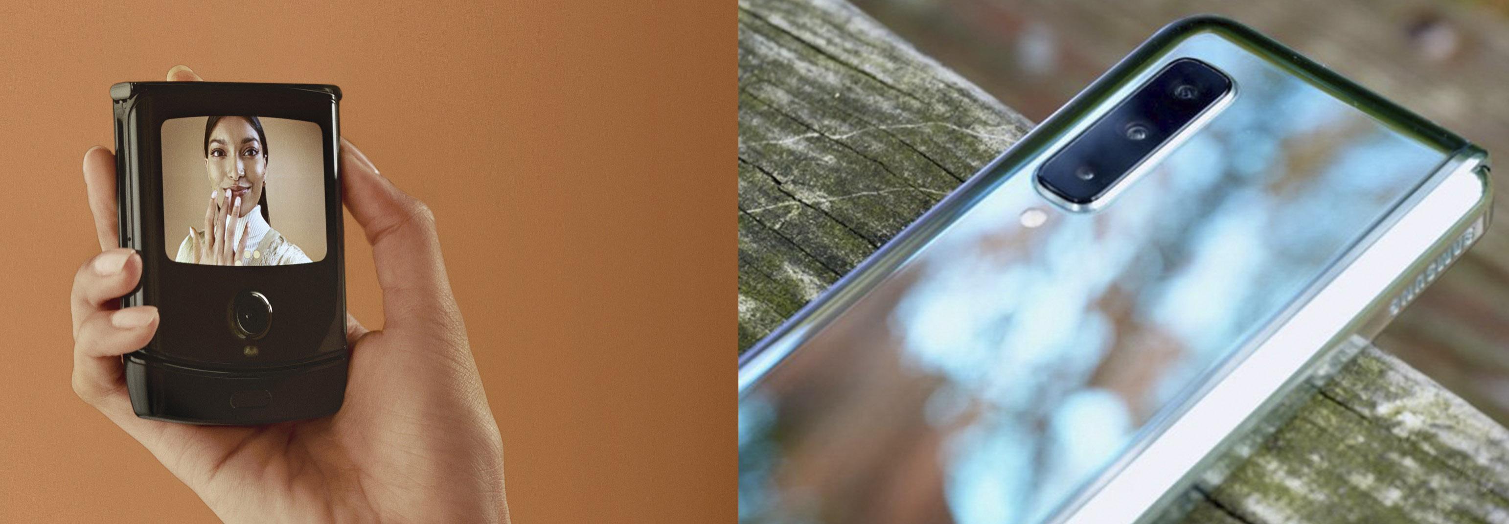 مقایسه موتورولا Razr و گلکسی فولد: دو گوشی تاشو دوست داشتنی!