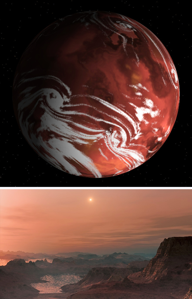 شبیهترین سیارات به زمین برای زندگی
