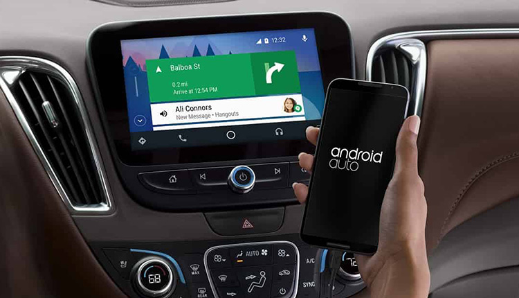 نحوه استفاده از Android Auto
