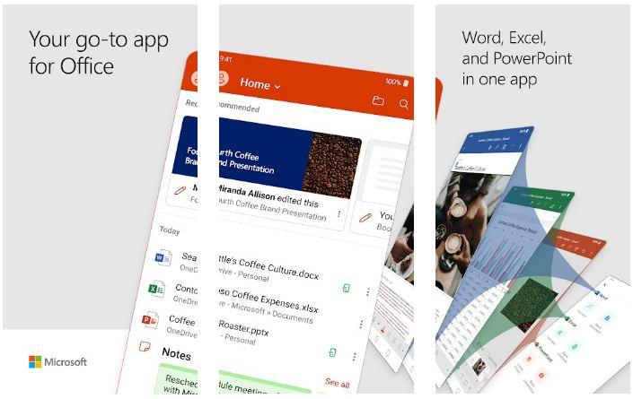 برنامه ویژه مایکروسافت برای گوشیهای اندرویدی!