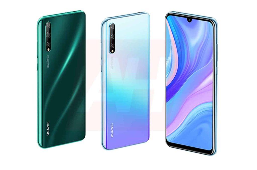 اولین رندرها از Huawei P Smart 2020!