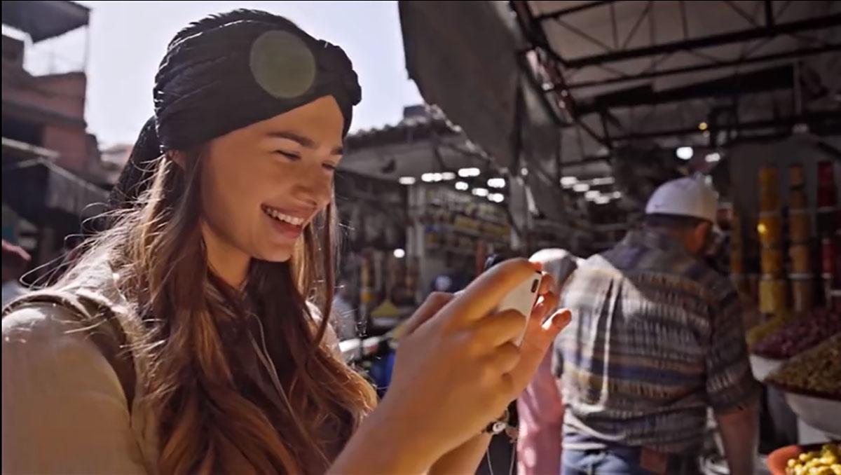 نمونه تصاویر خارق العاده با لنز جدید سونی برای گوشیها!!!