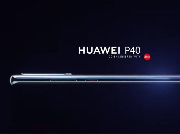 رندرهای جدید Huawei P40 و مشخصات احتمالی آن!