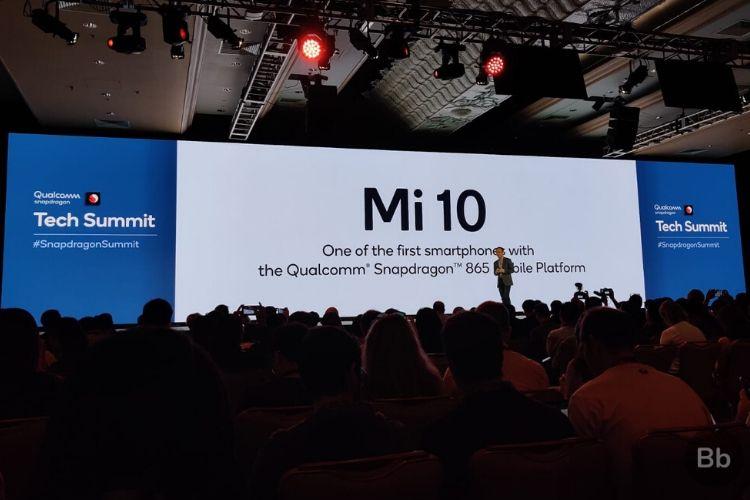 می 10 اولین گوشی که از تراشه اسنپدراگون 865 استفاده خواهد کرد