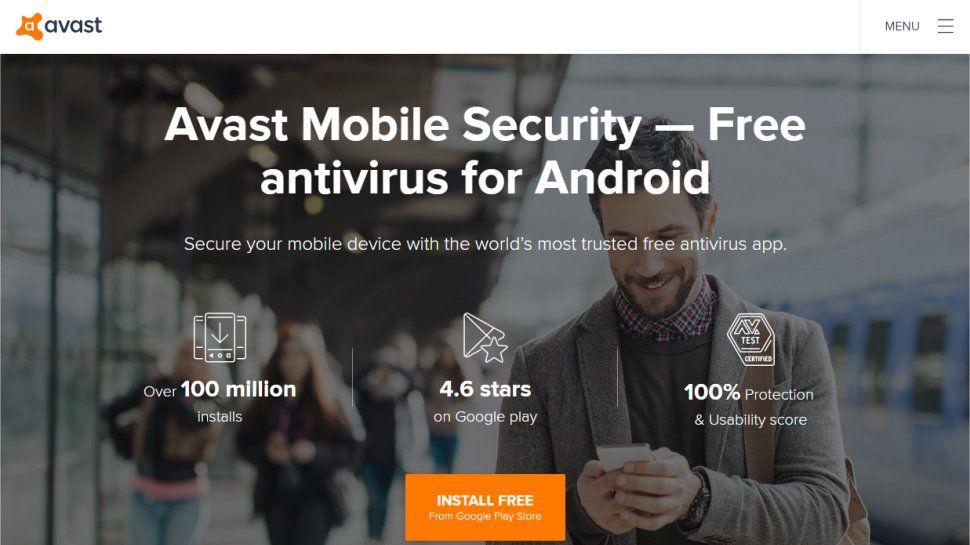 آنتی ویروس موبایل