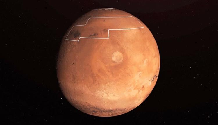 لوکیشن ساخت اولین شهرک انسانی در مریخ مشخص شد!