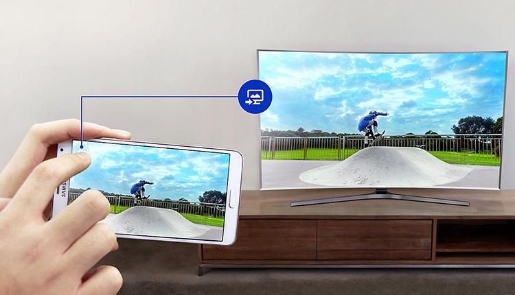 ثبت دو نرم افزار فوق العاده برای همگامسازی گوشی و تلویزیون توسط سامسونگ!