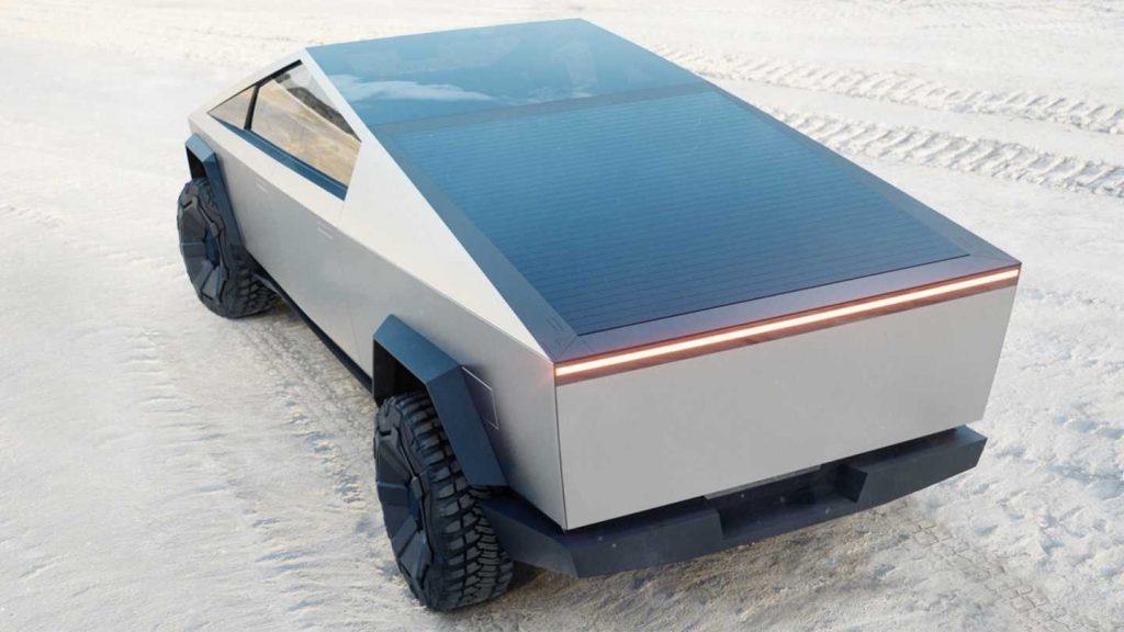 خرید یکجای 15 خودروی سایبرتراک برای حمل زباله!!!