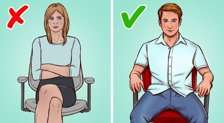 10 راز مهم درباره زبان بدن که کمتر کسی میداند