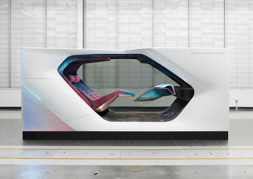 غوغای BMW در نمایشگاه CES 2020!