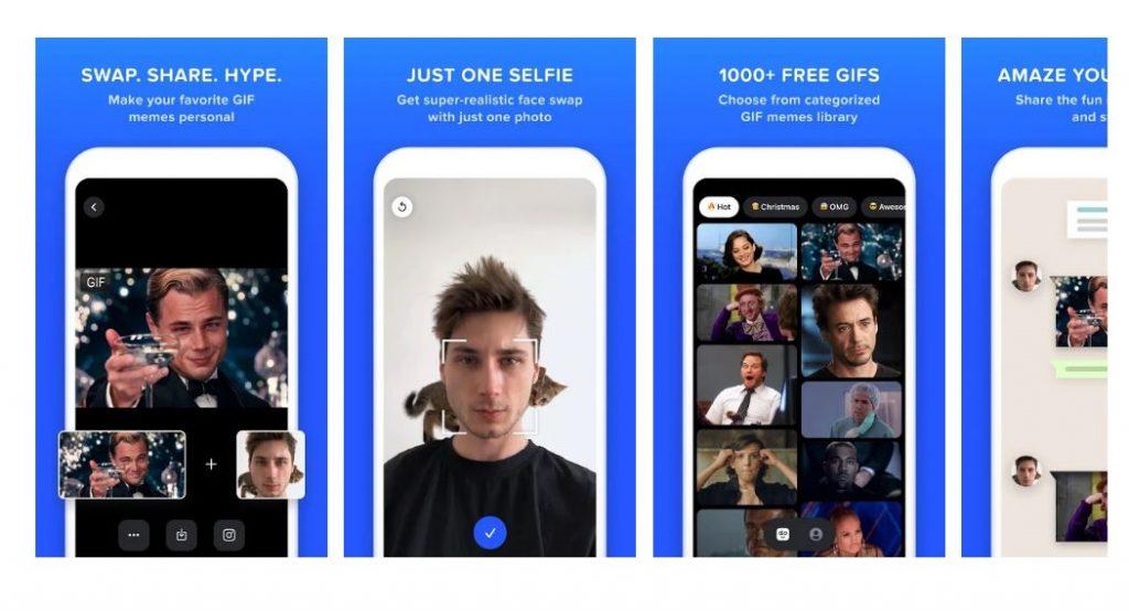 Doublicat؛ اپلیکیشن دیپ فیک جذاب برای ساخت GIF!