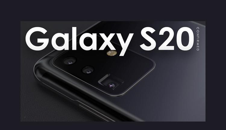 مشخصات دوربینهای سری گلکسی S20 لو رفت!