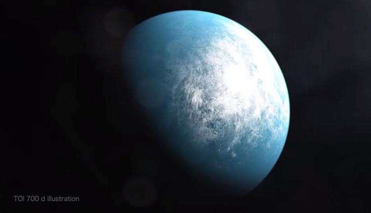 کشف جدید ناسا؛ زمینی دیگر برای زندگی!