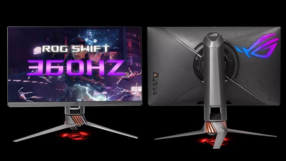 معرفی سریعترین مانیتور گیمینگ جهان؛ ASUS ROG Swift 360 در نمایشگاه ECS 2020!