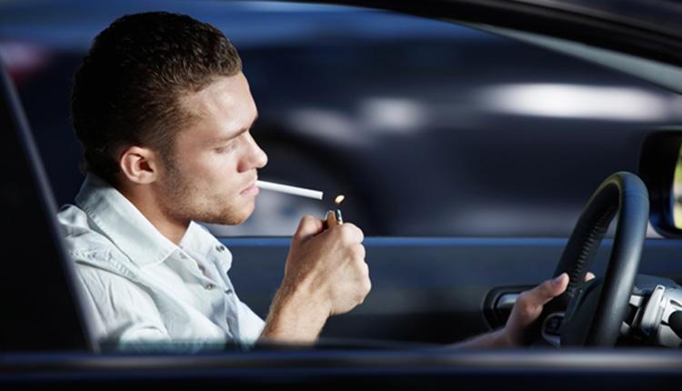 روش از بین بردن بوی سیگار در ماشین
